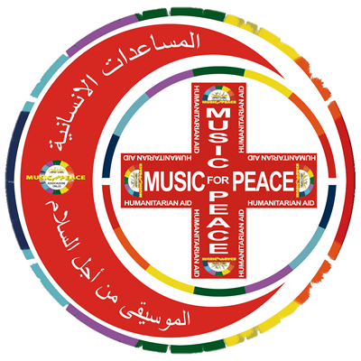 logo missioni music for peace