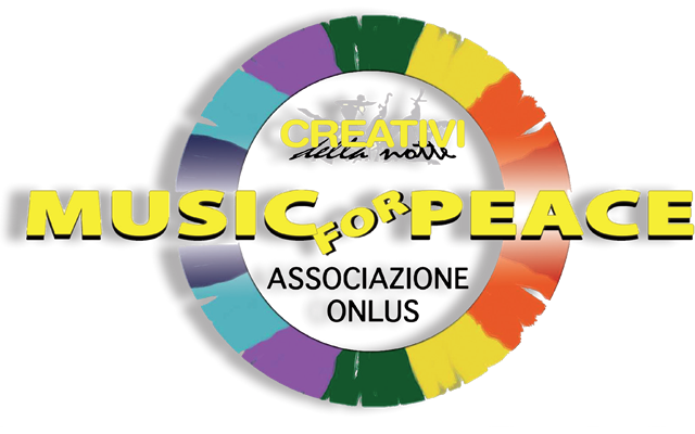 logo Music for Peace